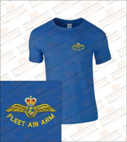FLEET AIR ARM EMBROIDERED T-SHIRT