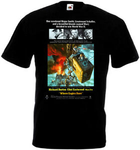 The Thing v.25 T shirt white movie poster all sizes S-5XL