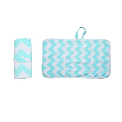 Baby Toddler Foldable Diaper Changing Pad Waterproof Travel Infant Clutch Mat GR