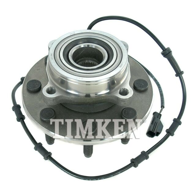 Wheel Bearing and Hub Assembly-4WD Front Timken HA590032 for Dodge Ram (New - 14999 USD)