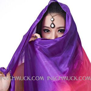 C125-Belly-Dancing-Costume-Veil-100-Silk-Scarf-Neckerchief-Belly-Dancing
