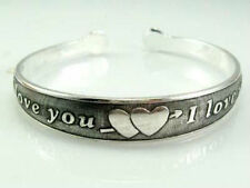New Style Jewelry Gift Lovely traditional Tibet silver bracelet bangle