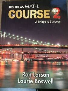 Big-Ideas-Math-Course-2-A-Bridge-to-Success-HC-Middle-School-STUDENT-Textbook