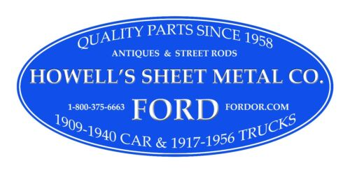 1933 1934 Ford 5//Window Coupe Outer  Door Patch