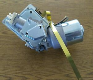 Windshield Wiper Motor with 2 Speeds and 3 Terminals Replacement for Oldsmobile Pontiac Chevrolet Pickup Truck