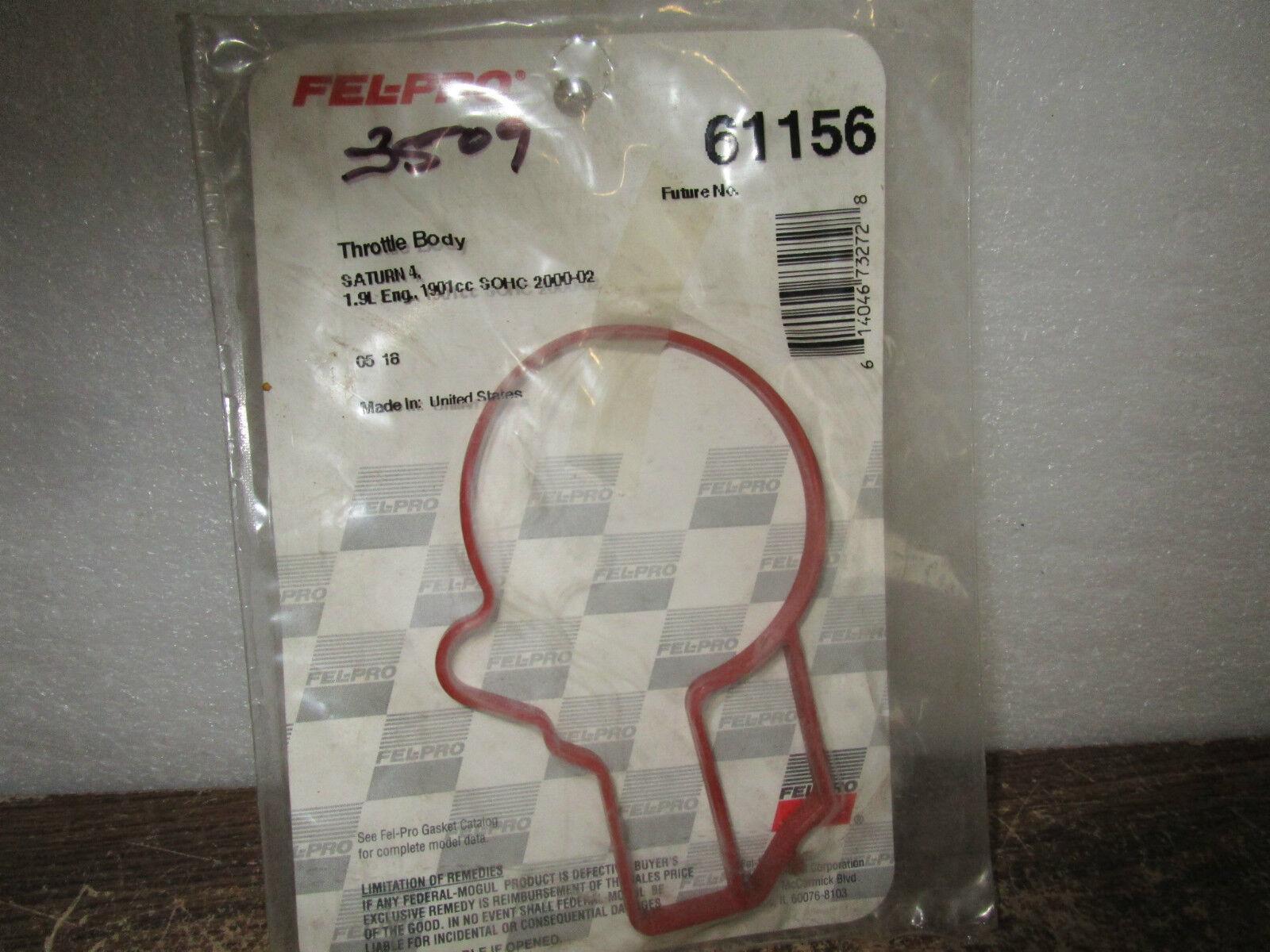 Fel-Pro 61156 Throttle Body Mounting Gasket