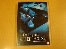 DVD / THE LEGEND OF HELL HOUSE / LA MAISON DES DAMNES