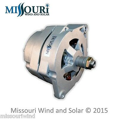 permanent magnet alternator 24 volt DC for building a wind turbine generator