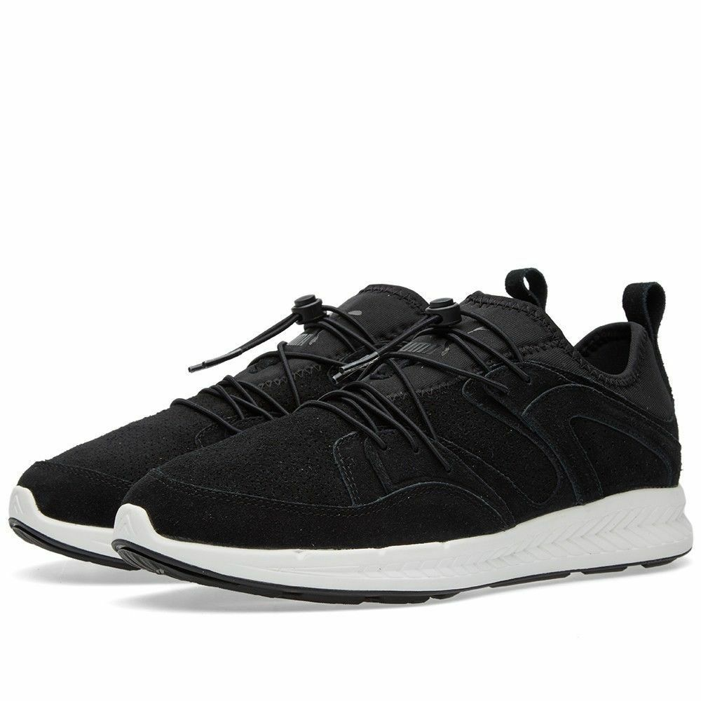 Puma Ignite Blaze Suede 361585 04 Fashion Elastic Sneakers Men's Shoes Comfortable best-selling model of the brand