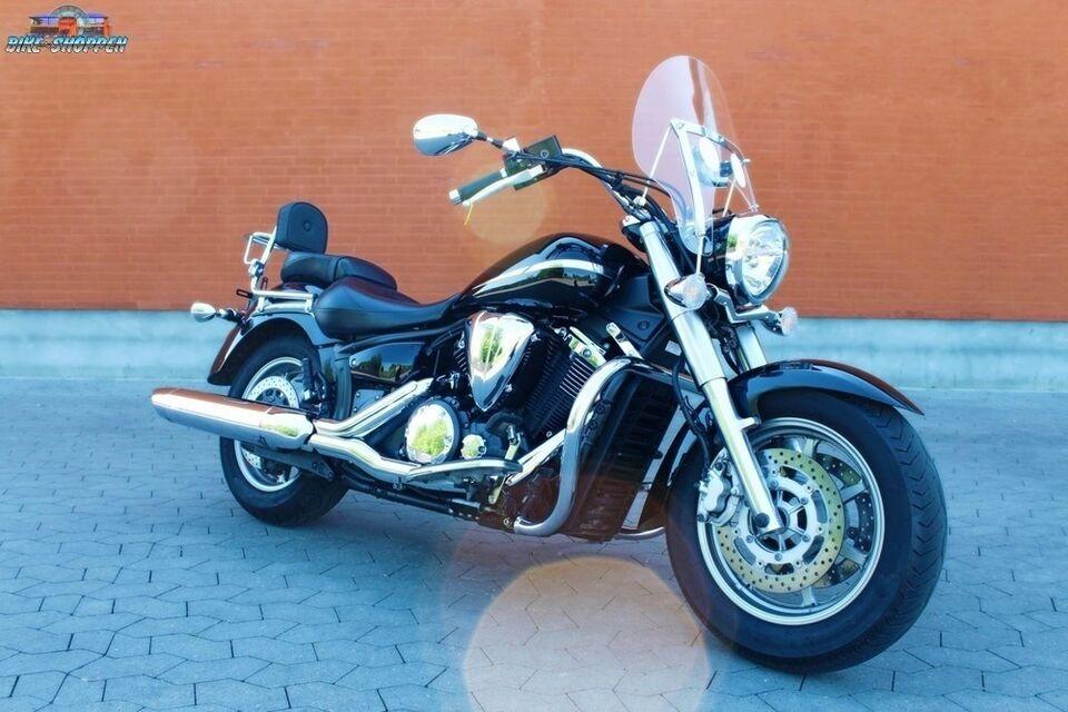 Yamaha, XVS 1300 Midnight Star, ccm 1300