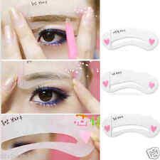 Magic Eye Brow Grooming Drawing Guide Eyebrow Stencil Kit Tool