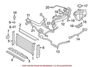 Radiator Coolant Hose-Molded Radiator Hose Upper 62728 fits 95-99 Esteem 1.6L-L4
