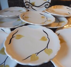 Syracuse China Patio Restaurant Ware 6 1 2 Bread Plate S Vgc Fast