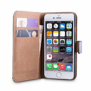 iPhone-6-Plus-And-6s-Plus-Genuine-Leather-Case-Wallet-Cover-And-Screen-Protector