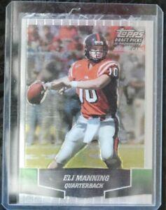 Topps-Draft-Picks-Eli-Manning-Ole-Miss-Football-Card