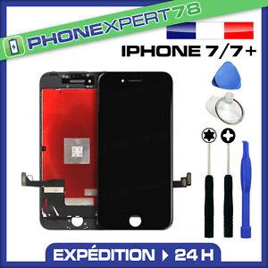 ECRAN-LCD-VITRE-TACTILE-SUR-CHASSIS-POUR-IPHONE-7-OU-7-PLUS-KIT-OUTILS