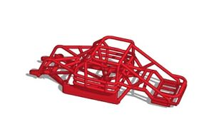 Model NASCAR Style Chassis, Ready For 3D Printing. Any scale, 1:10, 1:24, 1:64