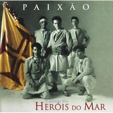 Heróis Do Mar - Paixao: O Melhor [New CD]