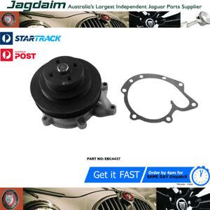 Details about New Jaguar XJS XJ6 XJ40 4 0 6 Cylinder Petrol Engine Water  Pump EBC4437 EBC8560