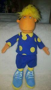 Hasbro-Tweenies-1998-Jake-15-Plush-Soft-Toy-BBC-worldwide