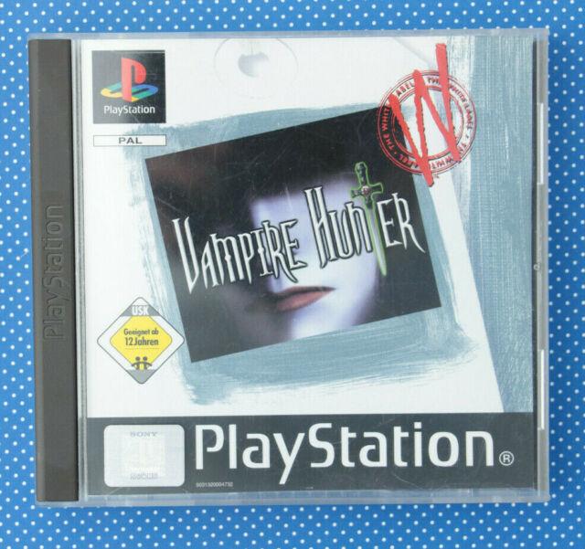 Vampire Hunter D (Sony PlayStation 1, 2000, Keep Case)
