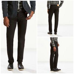 096554179b4 Levi's Men's 501 Original Fit Jean Straight Leg *Polished Black ...