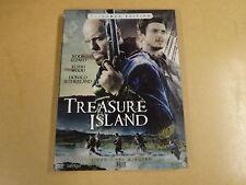 2-DISC DVD BOX / TREASURE ISLAND ( EDDIE IZZARD, DONALD SUTHERLAND... )