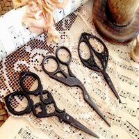Antique Vintage Style Craft Embroidery Cross Stitch Decoraive Scissors