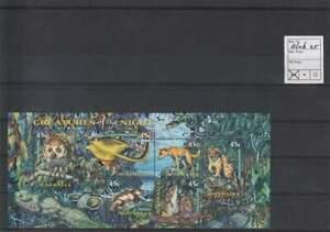 Australië postfris 1997 MNH block 25 - Dieren / Animals (X149)