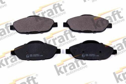 Scheibenbremse 6005507 für PEUGEOT KRAFT AUTOMOTIVE Bremsbelagsatz