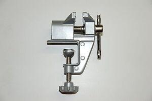 Mini Alu Tischschraubstock Schraubstock  11-3  Neu Ovp
