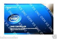 Intel Rcs25zb040 1gb Pcie X8 Raid Ssd Cache Controller Retail Box