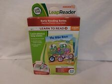 Leapfrog Tag Book Set Lot Learn To Read 2 Six Books Phonics Long Vowels New!