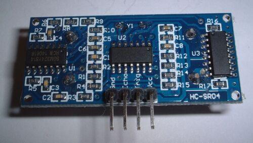 Ultrasonic Module HC-SR04 Distance Measuring  Sensor for Arduino etc  UK stock