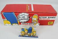 Character Bandz 2010 The Simpsons Series 1, Box Of 12 Packs (20 Pieces Per Pack)