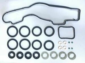 Rocker-Cover-Gasket-Seal-Injectors-and-Manifold-seals-Citroen-Peugeot-1-6-HDI