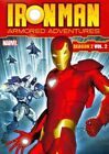 Iron Man Armored Adventures SSN V 2 - DVD Region 1