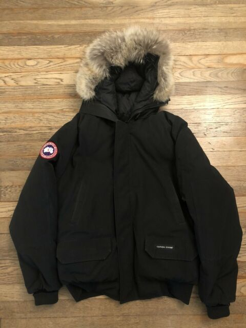 Canada Goose Mens Chilliwack Bomber Jacket 7950m Graphite Size Extra Small For Sale Online Ebay