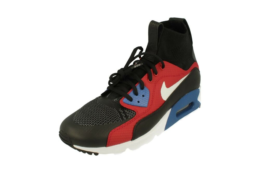 Nike Air Max 90 Ultra Superfly Homme fonctionnement Baskets 850613 Baskets Chaussures 001-