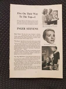 Inger-Stevens-Vintage-Hollywood-Book-Print