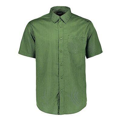 Intelligente Cmp Camicia Man Shirt Verde Traspirante Antibatterico Alla Protezione Dai Raggi Uv Asciuga Rapidamente-nd It-it Mostra Il Titolo Originale