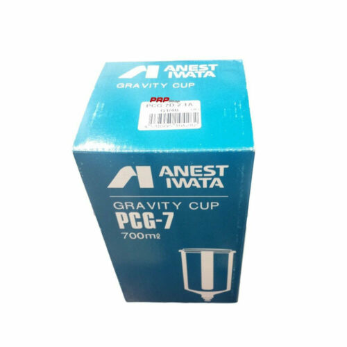 LS400H and LPH300 Anest Iwata 700 mL Aluminum Cup 6032D Fits LS400 WS400