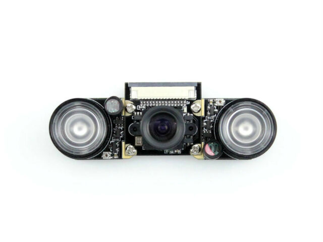 Raspberry Pi 2 B /A+/B Camera Focal Adjustable Night Vision RPi Camera 5MP USA