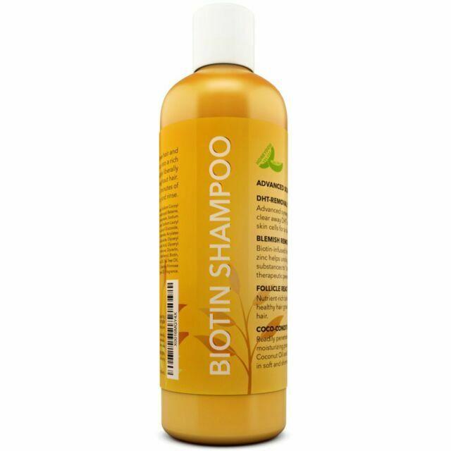 Honeydew All Natural Biotin Shampoo For Men And Women Dht Blocking Formula For Sale Online Ebay