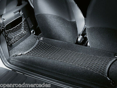 GENUINE OEM SMART TRUNK LUGGAGE NET SET 8-15 FORTWO A451 C451