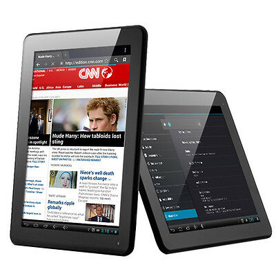 """iRulu 9.7"""" Android 4.2 Dual Core Tablet PC 10 Point Capacitive 8G HDMI Wi-Fi"""