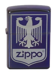 Original-Zippo-Sturmfeuerzeug-85Z384-Germany-Coat-of-Army-Deutscher-Adler
