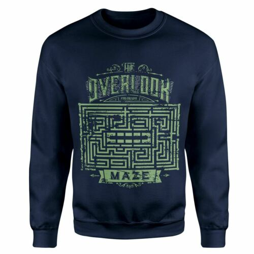 Overlook Maze Horror Hoodie Room All 237 Work Jack Hotel Redrum No Play Twi D413