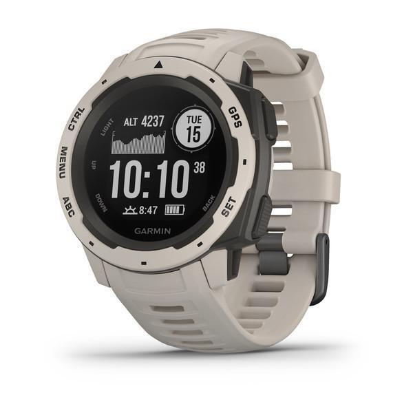 Orologio Garmin 010-02064-01 INSTINCT 010-02064-01 Garmin Silicone Grigio GPS Smartwatch e206d8