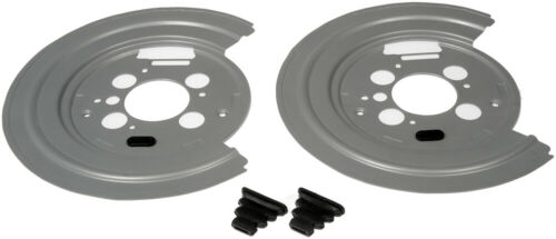 Brake Backing Plate Rear Dorman 924-685